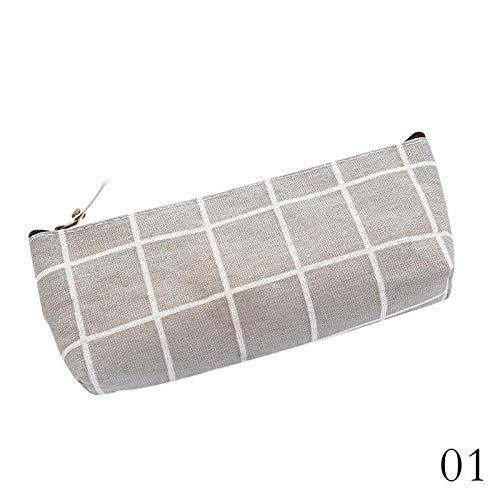 SaveStore New Printed Plaid Multifunction Cosmetic Bag 2018