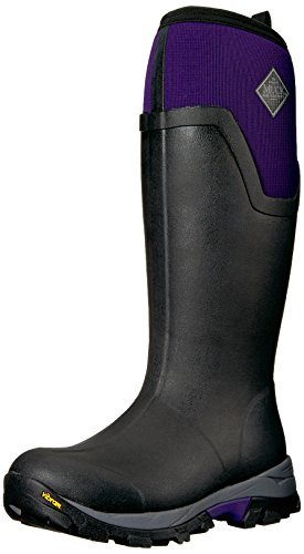 - Muck Arctic Ice Extreme Conditions Tall Rubber Women's Winter Boots Arctic Grip Outsole