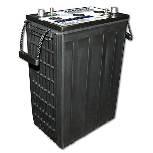 Used, UPG 6V 380AH Sealed Lead-Acid Battery for sale  Delivered anywhere in USA