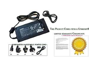 Toshiba 180W Replacement AC Adapter Power Cord for Toshiba Qosmio Laptop Series