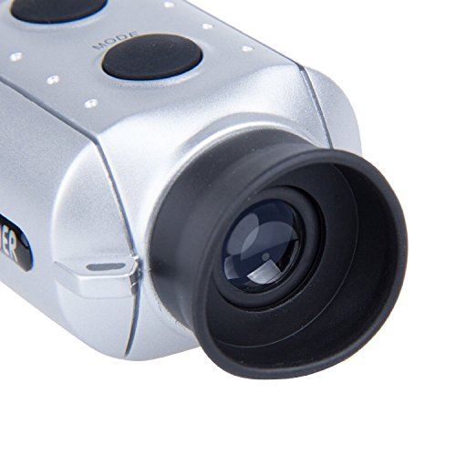 VanDeSaiL digital 7x Golf Range Finder Scope accurate Digital Rangefinder with Bag,Laser Rangefinders,golf distance finder