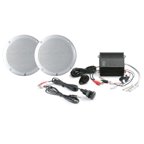 POLY PLANAR PolyPlanar MP3-Kit w/ME-50, MA-4055 - (Pair) White, IC3.5 / MP3-KIT-A ()