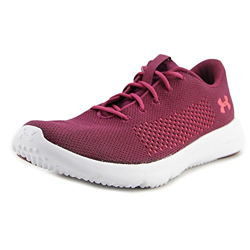 cheap order quality free shipping Under Armour Women's Rapid Ankle-High Running Shoe Black Currant/White latest collections cheap price cheap buy 2R3h39daD
