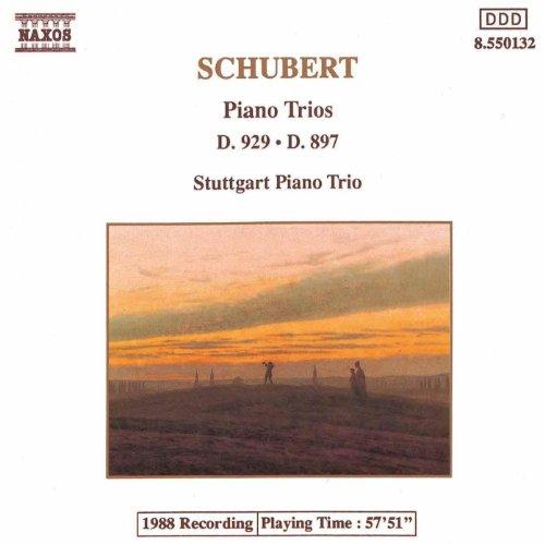 Schubert: Piano Trios In E Flat Major, D. 929 And D. 897 - Schubert Trio