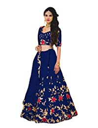 03f801a266 F4style Exclusive Indian Designer Semi Stitch Lehenga Choli Women
