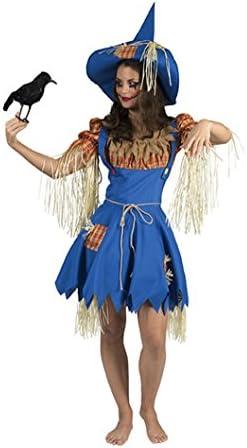 mágica payaso Mujer Halloween Carnaval Disfraz Jardinera Set ...