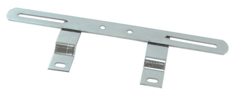 compatible w//dune buggy vw baja bug EMPI LICENSE BRACKET FRONT EACH