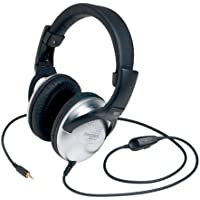 Koss UR29 08 OVER EAR HEAD SET 3.5MM8FT VOL LEATHERETTE (Headphones / Light-Weight / On-Ear)