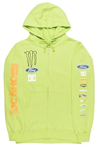 energy monster hoodie - 5