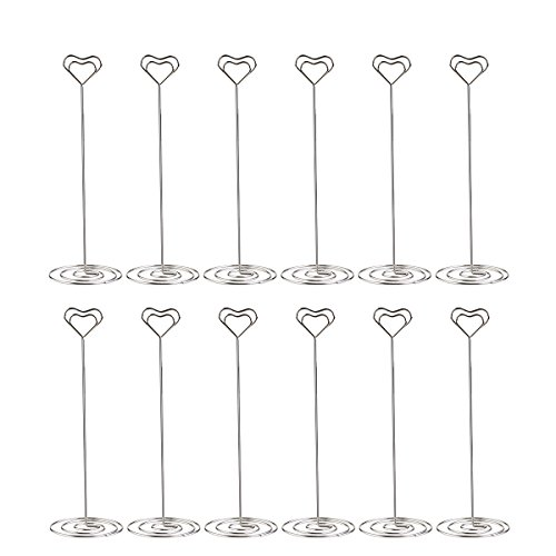 table number holders for weddings - 7