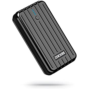 Zendure A2 Portable Charger 6700mAh – Ultra-Durable External Battery Power for iPhone, Android and More, PC Advisor Winner 2014-2017, Lightweight and ...