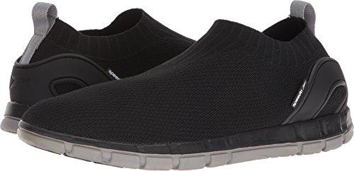 Speedo Men's Surf Knit Edge Water Shoes, Black/Grey, 13 C/D