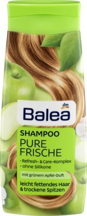 Top 6 Balea Vitamin Shampoo