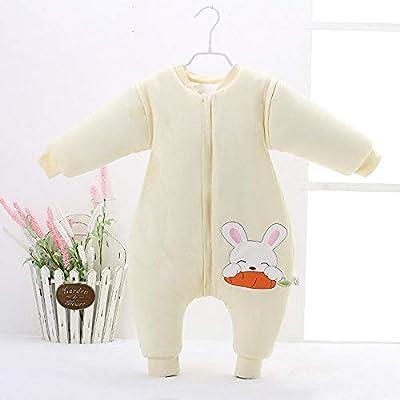 WTFYSYN Saco de Dormir Polar de bebé,Saco de Dormir Infantil ...