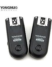 Yongnuo Professional Flash Trigger Rf-603 Ii N3 for Nikon DSLR D7100, D7000, D5100, D5000, D3200, D3100, D600, D90, D53, D750 Etc