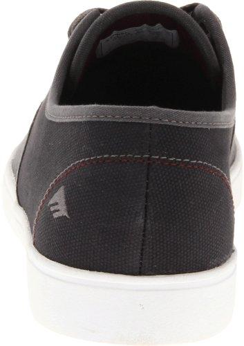 Mixte 6102000082 Chaussures rouge Emerica gris Noir Adulte pCBqEEw