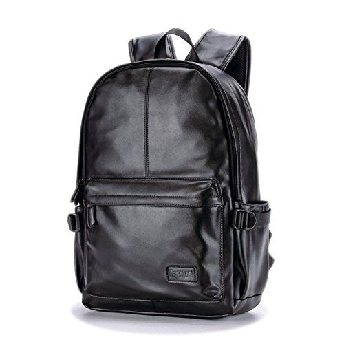 Bolsas de la escuela/PUBandoleras de cuero/[mochila]/Bolso casual del ordenador portátil/Bolsa de viaje-A A