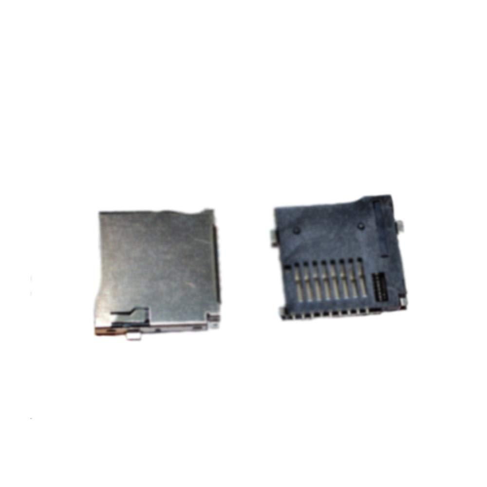 10PCS Trans Flash TF Micro Tarjeta SD Adaptador de Socket Pop-up ...