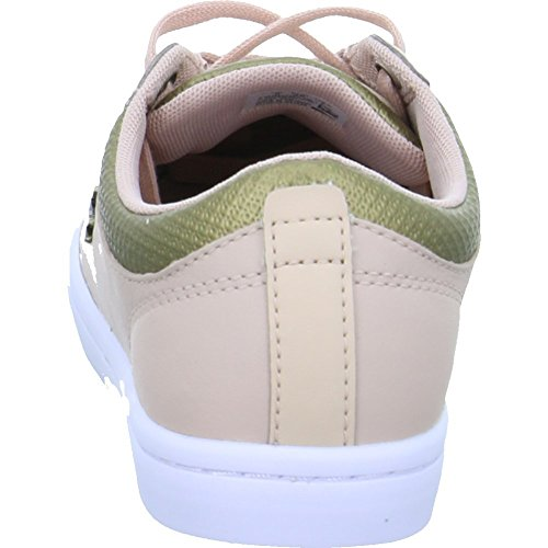 Lacoste Golden Pastel Basket Fashion 735caw0064ng9 Pink Straightset PrqP7wHa