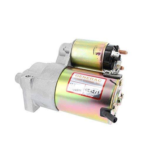 - Generac 0E4271 OEM RV Delco Type Generator Starter Motor - Computer Tested (0E42710SRV)