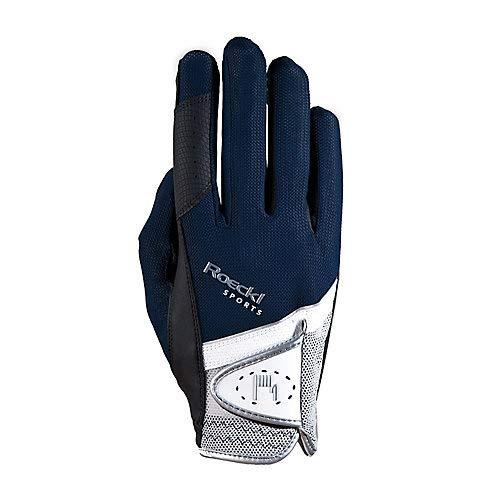 Roeckl Madrid Unisex Gloves 6.5 Black