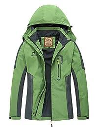 beff07af747 Diamond Candy Hooded Softshell Waterproof Jacket Outdoor Women s Raincoat