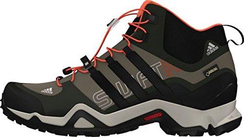 Adidas Terrex swift r mid gtx w clay/cblack/flaora