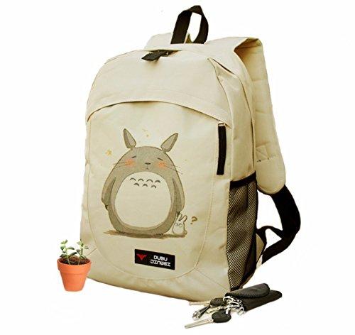 rare Schultertasche Tasche Shoulder Bag Rucksack reisetaschen Fett Katze totoro new
