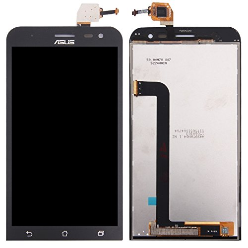 Generic iPartsBuy for Asus ZenFone 2 Laser / ZE500KL LCD Screen + Touch Screen Digitizer Assembly(Black)