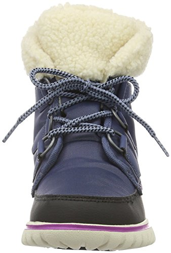 SOREL Womens Cozy Carnival Snow Boot Dark Mountain / Black xxq8d