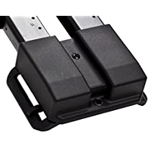 Blade-Tech FN 9/40 Double Magazine Pouch With Adustable Sting Ray Loop ASR