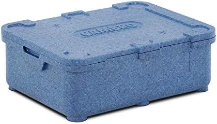 CAMBRO Caja Térmica Para Alimentos Entrega A Domicilio EPPMD4835 (Apilable, Espuma EPP, 4 compartimentos, Interior: 42x29x11 cm): Amazon.es: Hogar