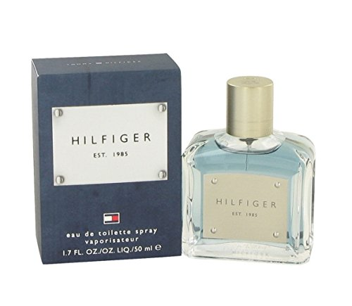 Hilfiger by Tommy Hilfiger for Men. Eau De Toilette Spray 1.7-Ounces