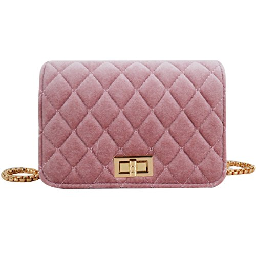 Quilted Vintage Shoulder Bag - 6