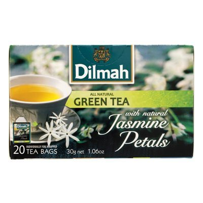 Dilmah Green Tea Jasmine Petals 30g by Dilmah