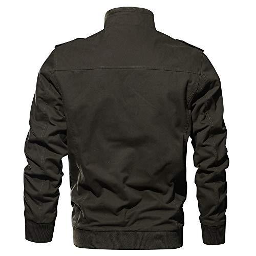 Fibre Moto Polyester Armée Homme Automne Tactical Vêtements Blouson qqxAT0w