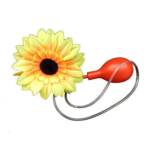 Novelty Squirting Flower Corsage Sunflower Boutonniere