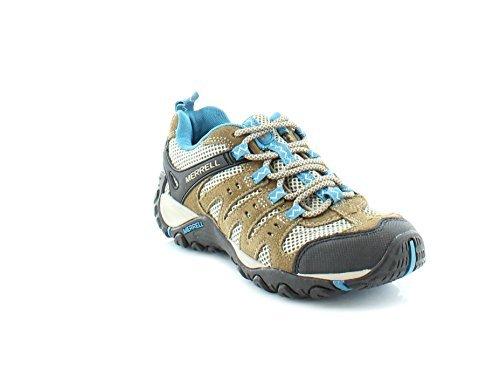 Merrell Womens Accentor Hiking Shoe (10 B(M) US, Kangaroo/Celestial)