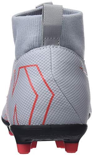 Enfant Jr Club Multicolore Nike Mixte Black Grey Chaussures 060 6 Lt MG Football Superfly Wolf de Crimson zq11dvC