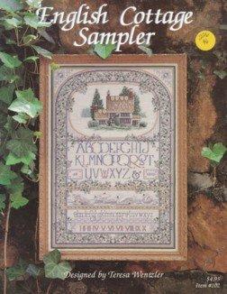 Cottage Sampler - The English Cottage Sampler (102)