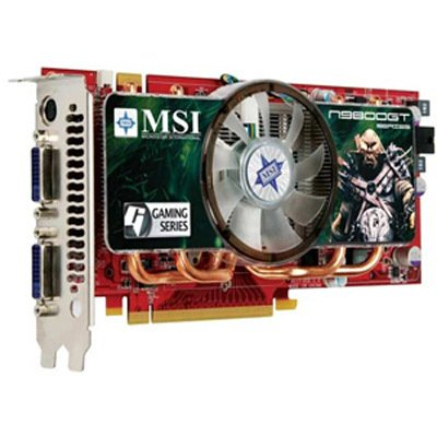 Support for n9800gt-t2d512 | graphics card the world leader in.