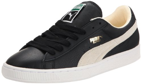 Puma Basket Classic, Zapatillas para Hombre Negro/Blanco (Noir/Blanc)