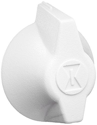 White Timer Knob - INTERMATIC GIDDS-601539 Knob for Automatic Shut Off Timer, White - 601539