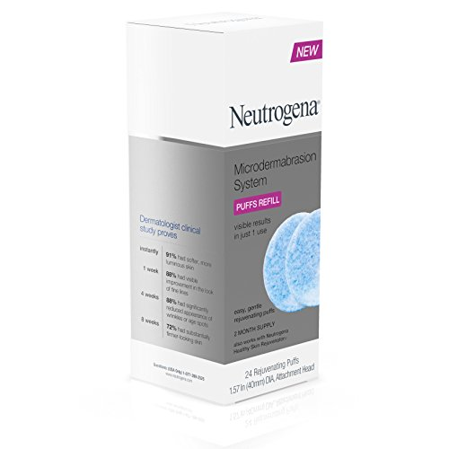 Neutrogena-Microdermabrasion-System-Exfoliating-Puff-Refills-24-Count