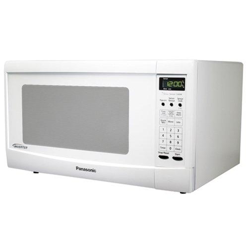 Panasonic NN-SN667W - Microondas (517 x 405 x 302 mm, 120V ...