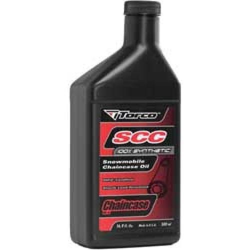 Torco International Corp Snowmobile Synthetic Chain Case Oil 500 ml. (Snowmobile Chain Case)