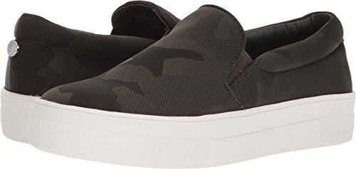 Steve Madden Women's Gills Sneaker Camo 11 M US -