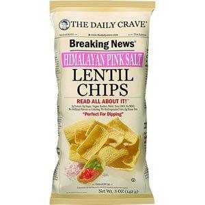 Lentil Chips (The Daily Crave Chip Lentil Hmlyn Pink Sa)