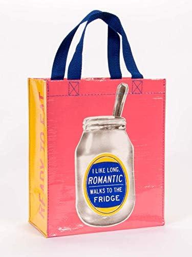 Blue Romantic Walks Handy Tote product image