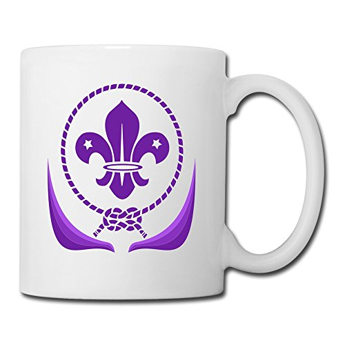Scout Uniform Ceramic Mug White